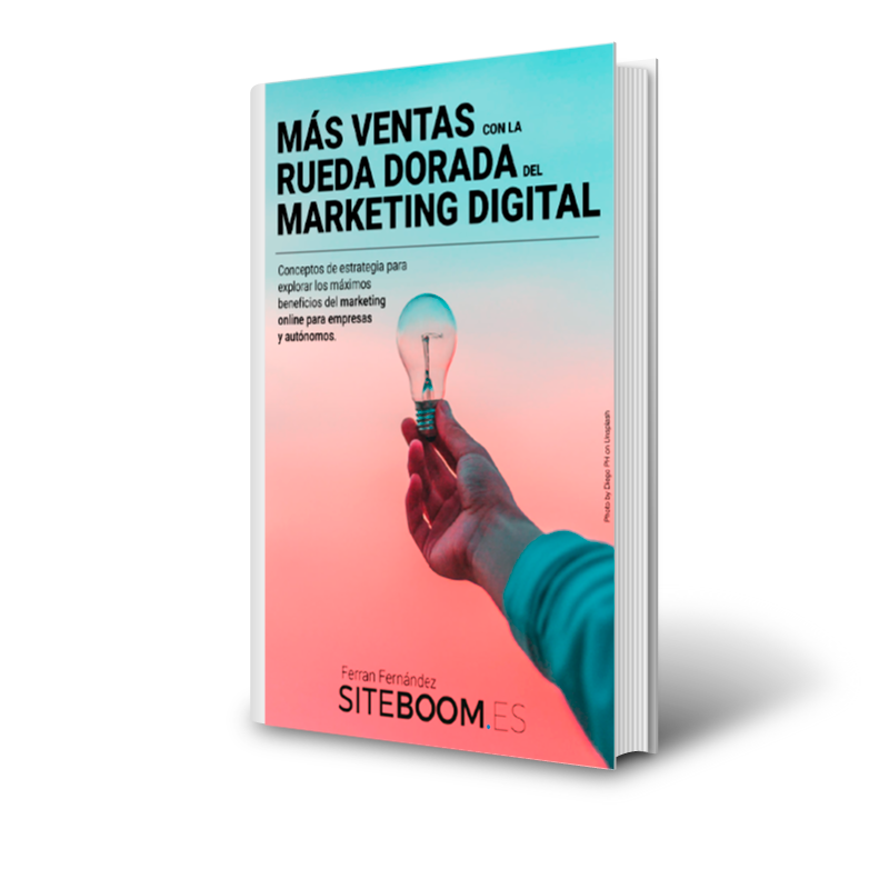 ebook gratis Más Ventas con la Rueda Dorada del Marketing Digital