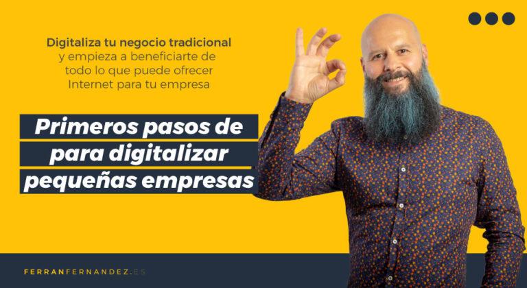 Guía básica de marketing digital para pequeñas empresas