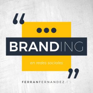 Branding en redes sociales de tiendas físicas